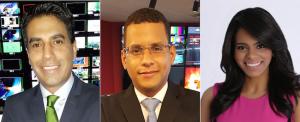 Fernando Gomez, Alfredo Acosta, Victoria Sosa