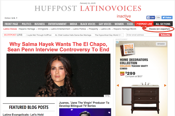 HuffoPo Latino Voices
