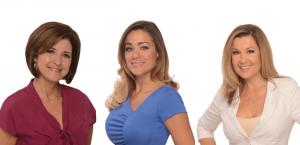 Alina Mayo Azze, Gloria Ordaz, Sandra Peebles