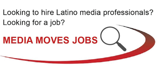 Media Moves jobs