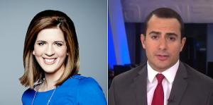 Alina Machado and Boris Sanchez