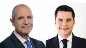 Luis Fernandez and Luis Carlos Velez