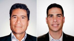 Ibra Morales and Jose Molina