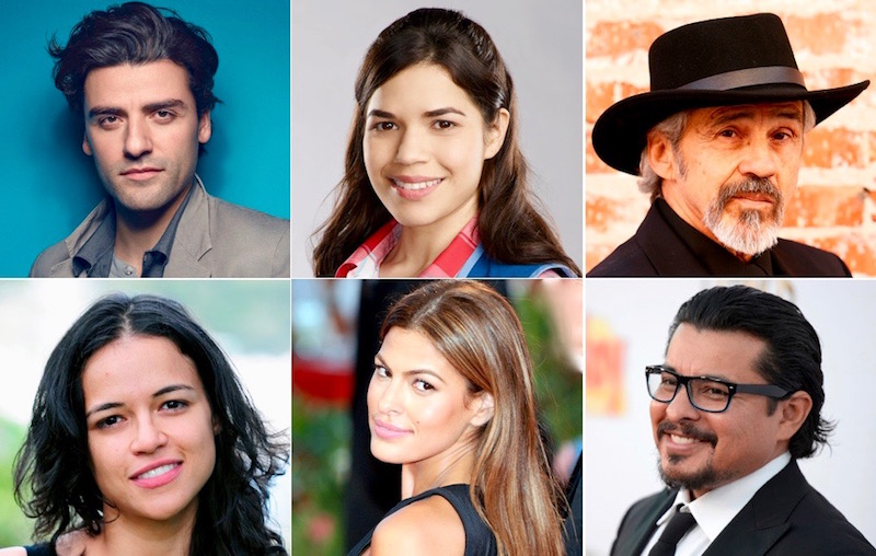 Latino actors 2016 Academy invitees