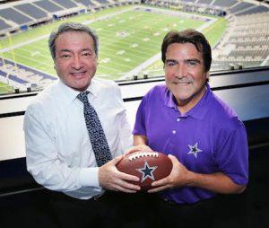 Luis Hernandez and Victor Villalba