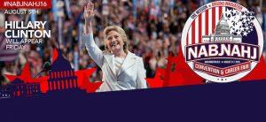 Clinton-NAHJ-NABJ convention