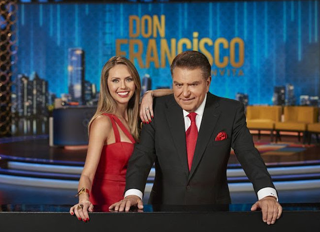Don Francisco Te Invita debut reaches almost 3 million viewers