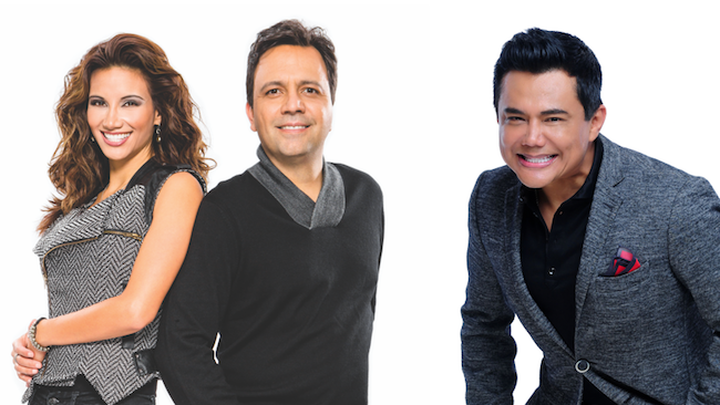 Univision Radio's Omar y Argelia & Raúl Brindis have #1 morning shows in L.A., Houston