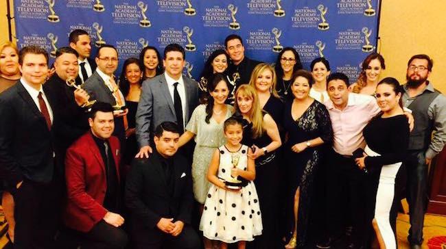Telemundo Dallas Emmys 2016