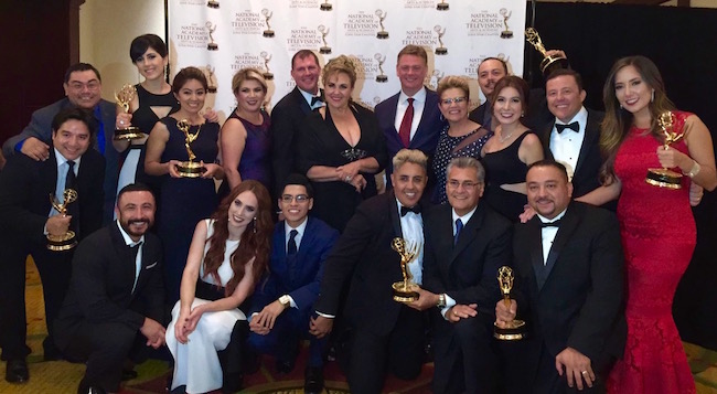 Texas Univision and Telemundo stations win big at Lone Star Emmys