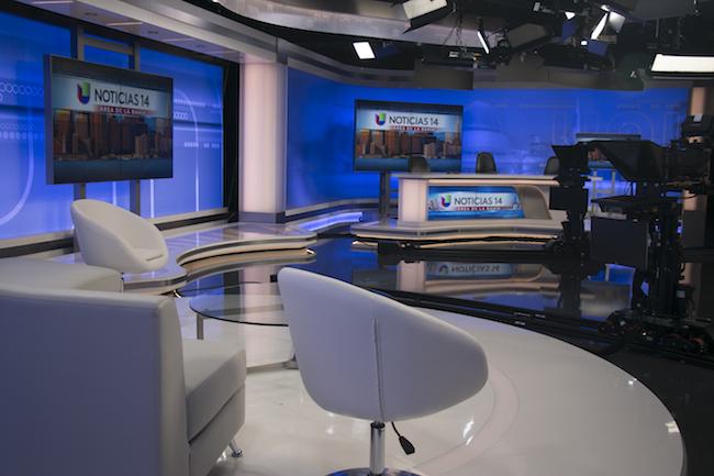 Univision Studio San Jose