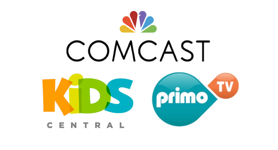 Comcast to launch Kids Central and Primo TV networks - Media Moves