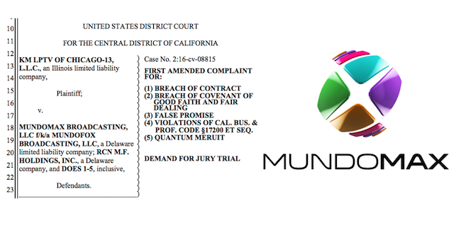 MundoMax lawsuit