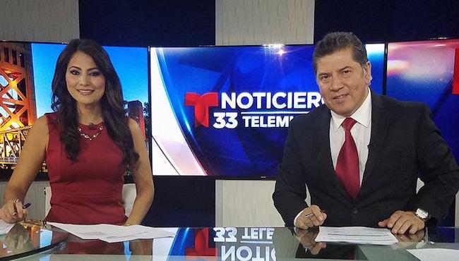 Regina Guillen and Florentino Mesa