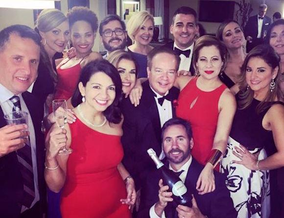 Univision Miami Emmys 2016