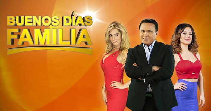 Estrella TV debuts two morning shows