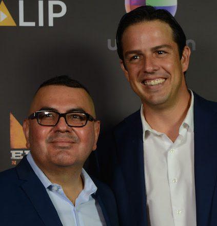 Ben Lopez and Axel Caballero