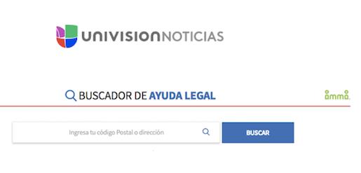 Univision-buscador inmigracion