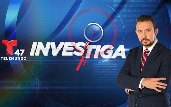 Telemundo 47 Investiga - Pablo Gutierrez