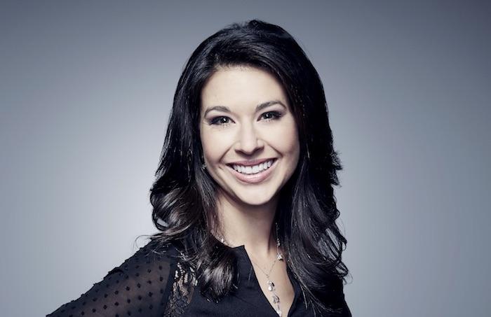 Ana Cabrera named CNN Newsroom's weekend anchor