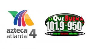 Azteca America Atlanta-QueBuenaFM
