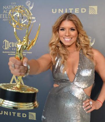 Gaby Natale Emmy 2017