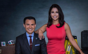 Enrique Rodriguez and Diana Perez