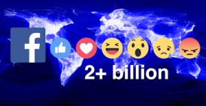 Facebook users June 2017