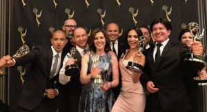 Univision 14 Emmys 2017