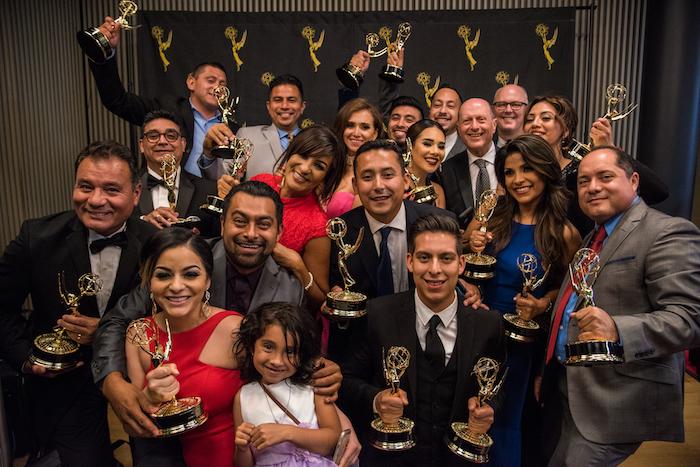 Univision Sacramento 2017 Emmys