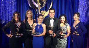 Telemundo Atlanta Emmys 2017