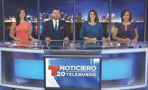Telemundo San Diego anchors