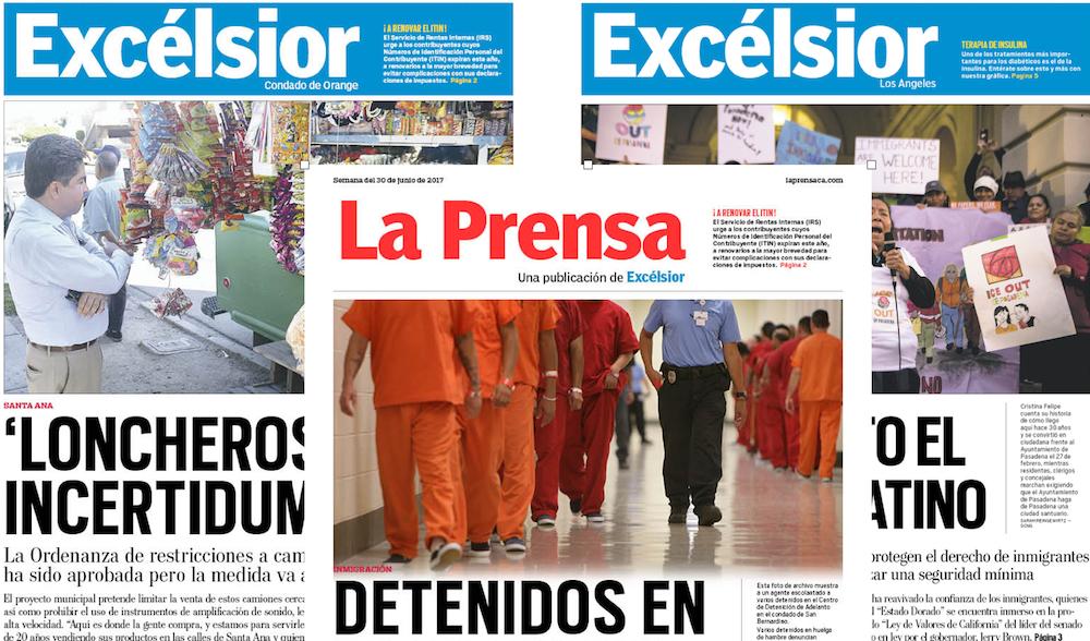 Excelsior - La Prensa