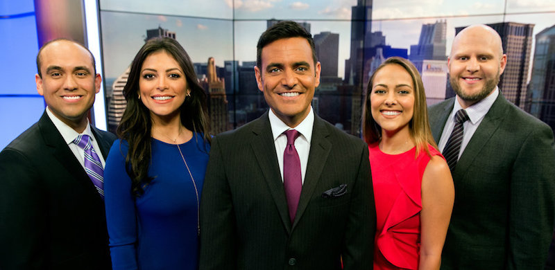 Telemundo Chicago weekend news anchors
