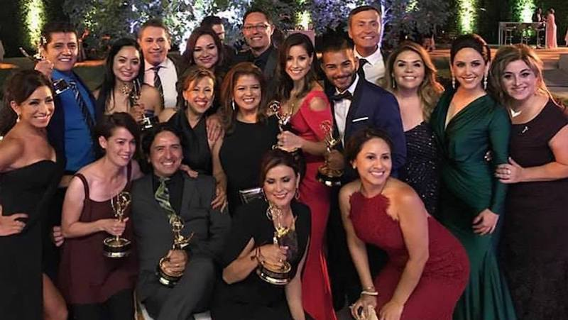 Univision 34 Emmys 2017