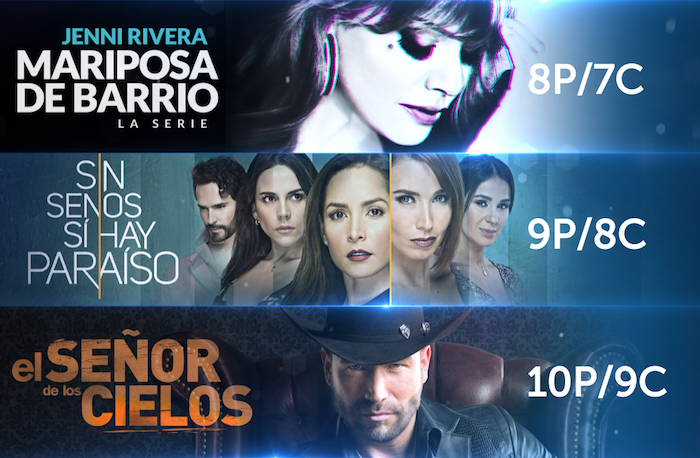 Telemundo boasts primetime ratings victory over Univision