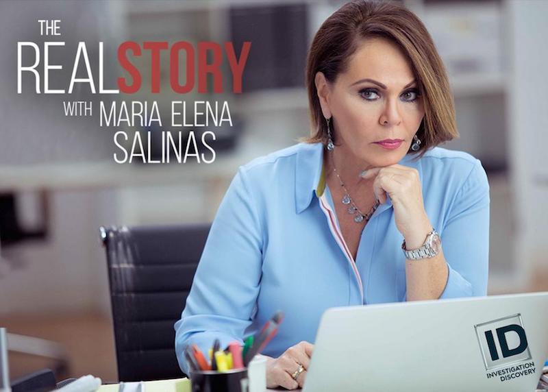 María Elena Salinas returns to the air on ID