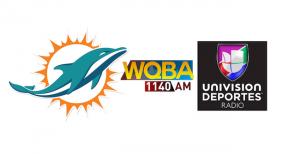Univision Deportes Radio - Miami Dolphins
