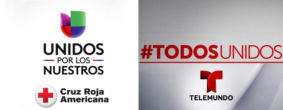 Univision and Telemundo telethons to raise funds for Mexico and Puerto Rico disaster victims