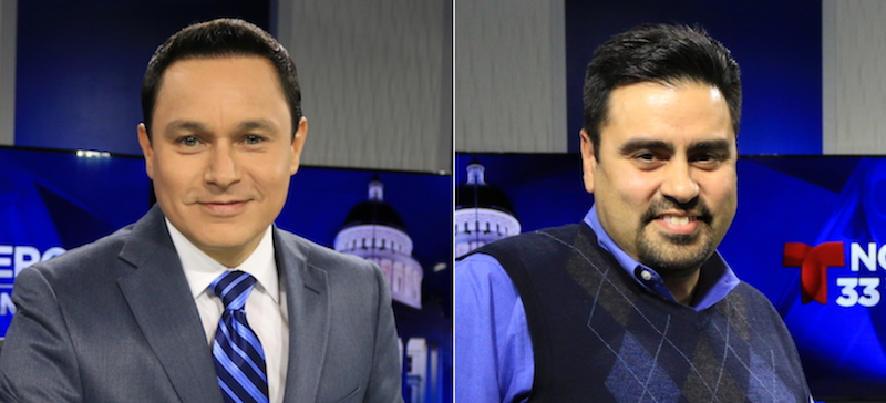 Telemundo Sacramento hires Martínez as co-anchor; Malavé as ND