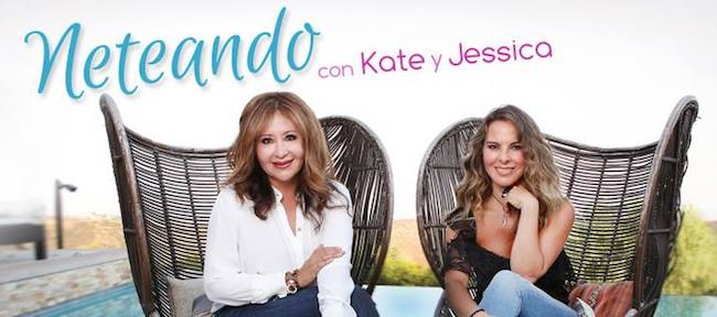 Maldonado resurfaces as co-host of new podcast with Kate del Castillo