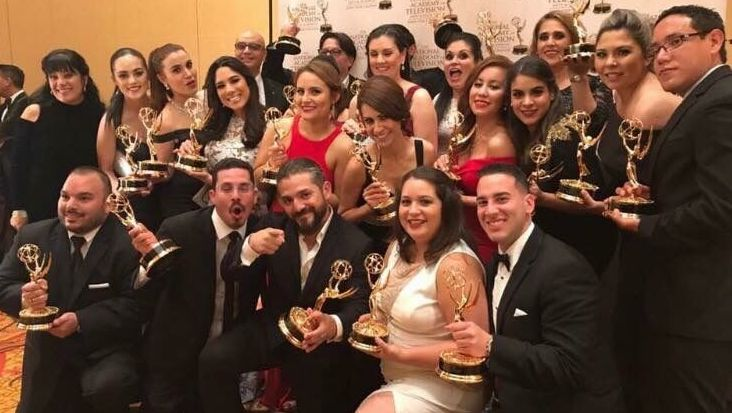 Univision, Telemundo Texas stations win multiple Emmys