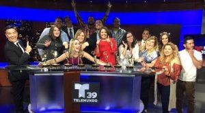 Telemundo Dallas Emmys 2017