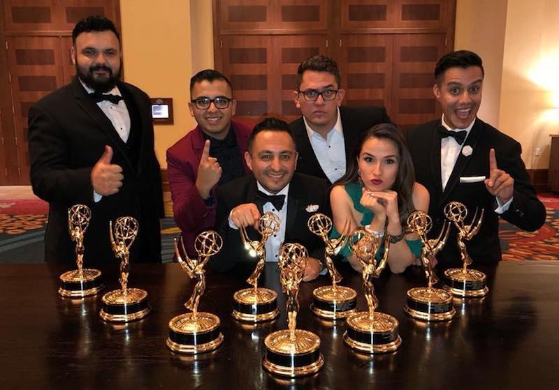 Univision El Paso Emmys 2017