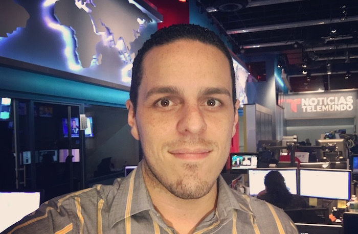 Vélez leaves Miami to become producer at Telemundo 62