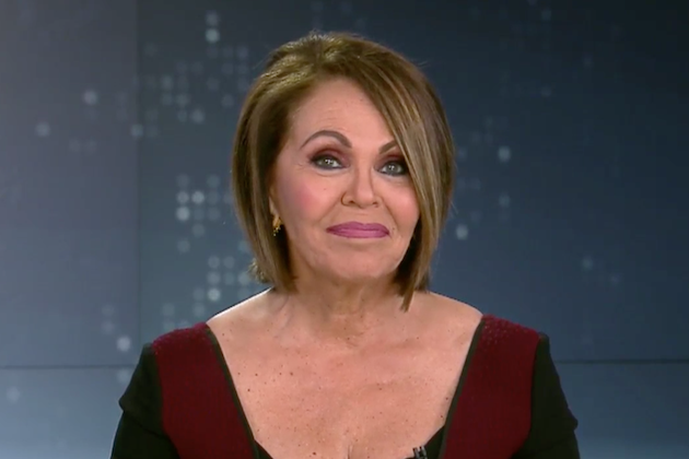 Maria Elena Salinas final newscast
