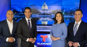 Telemundo DC anchors 2018