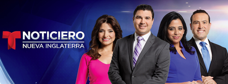 Telemundo Boston rebrands, adds newscasts & Hartford reporter
