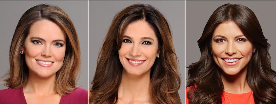 Irene Sanchez - Maria Ponticello - Jessica Delgado