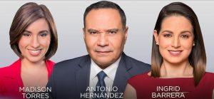 Antonio Hernandez - Ingrid Barrera - Madison Torre